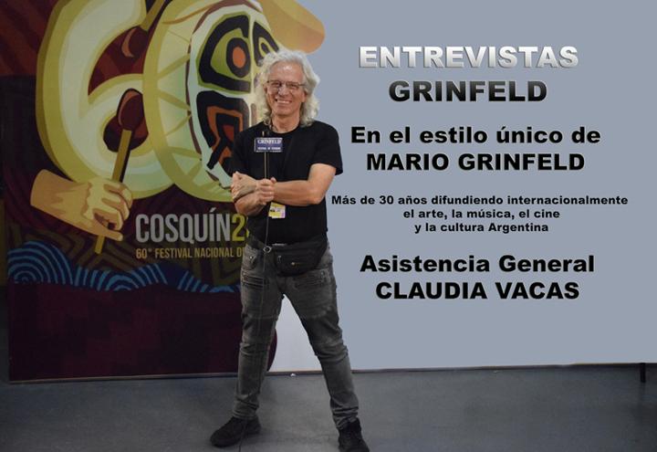 Videos Especiales - Entrevistas Mario Grinfeld